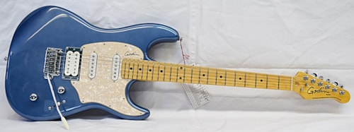 Godin Session Limited Desert Blue