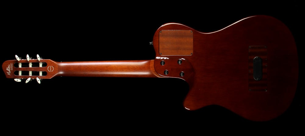 Godin Used Godin MultiAc Grand Concert Duet Ambiance Electric Guitar Natural Natural, Excellent, $999.00