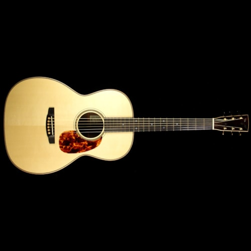 Goodall Used 2011 Goodall TBR-000 Brazilian Rosewood Acoustic Guitar Natural Natural, Excellent, $5,999.00