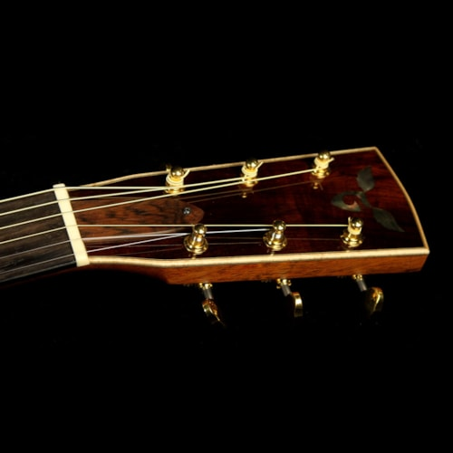 2011 Goodall Used 2011 Goodall TBR-000 Brazilian Rosewood Acoustic Guitar Natural