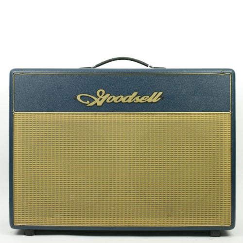 Goodsell Custom 33 2x12 Combo Amp Blue, Very Good, $1,499.00