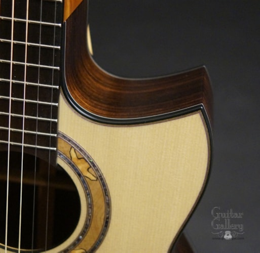 Greenfield GF Indian Rosewood, Brand New, Original Hard, Call For Price!