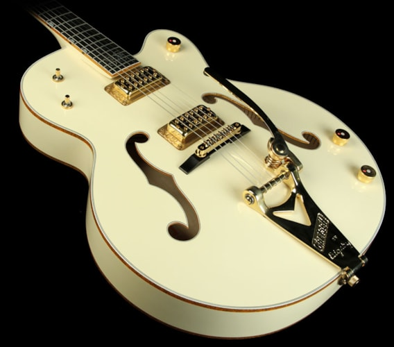 Gretsch 2006 Gretsch G6136-1958 Stephen Stills Signature White Falcon Electric Guitar Excellent, $2,649.00