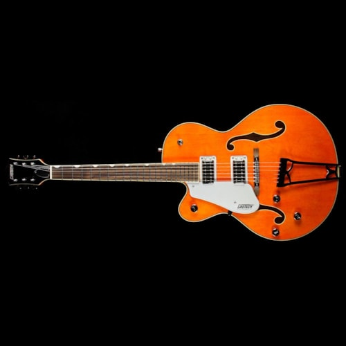 Gretsch Electromatic G5420LH Left-Handed Electric Guitar Orange Stain