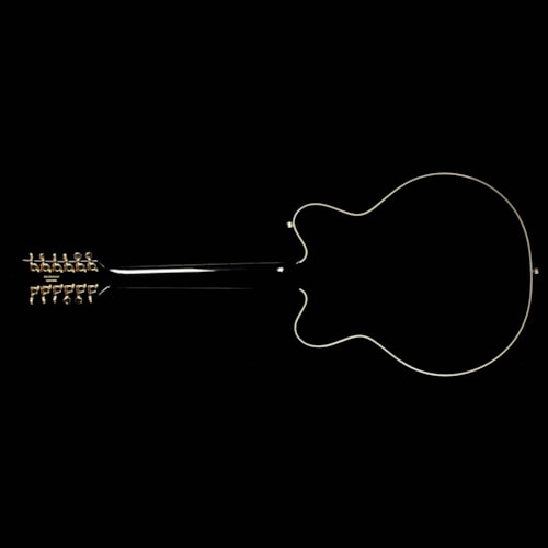 Gretsch Electromatic G5422G-12 12-String Black Brand New
