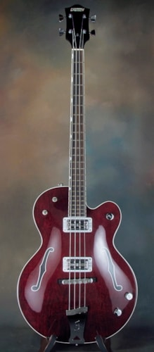 Gretsch Electrotone Cherry, Excellent, Original Hard, $1,550.00