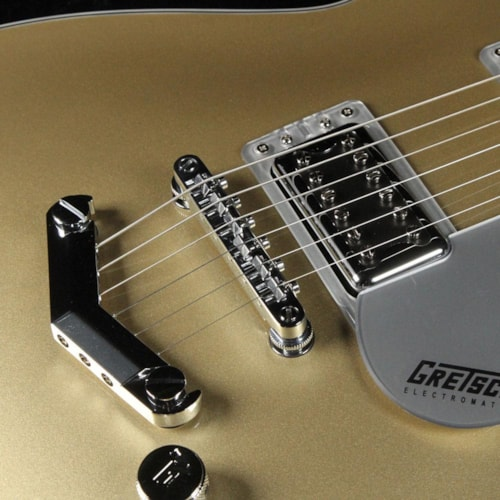 Gretsch G5220 Electromatic Jet BT Single-Cut with Stoptail Gold