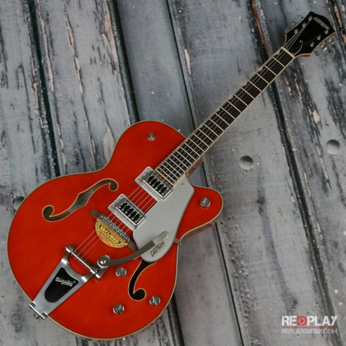 Gretsch G5420T Electromatic w/ Bigsby, Orange Brand New, $849.99