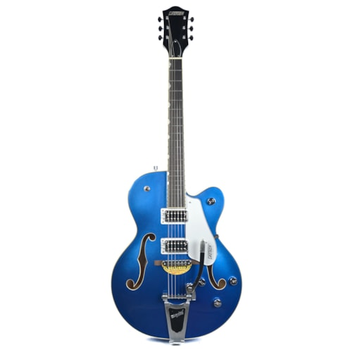Gretsch G5420T Electromatic Hollow Body with Bigsby Single-cut Fairlane Blue USED