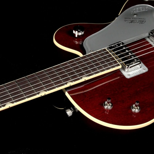 Gretsch G6119T-62 Vintage Select Tennessee Rose Hollow Body Dark Cherry Stain Brand New $2,399.99