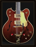 Gretsch G6122T-62 '62 Chet Atkins Country Gentleman with Bigsby