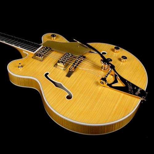 Gretsch G6122TFM-AM Players Edition Country Gentleman Amber Stain Brand New
