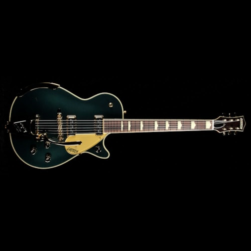 Gretsch G6128T-57 Vintage Select '57 Duo Jet with Bigsby Green Brand New, $2,599.99
