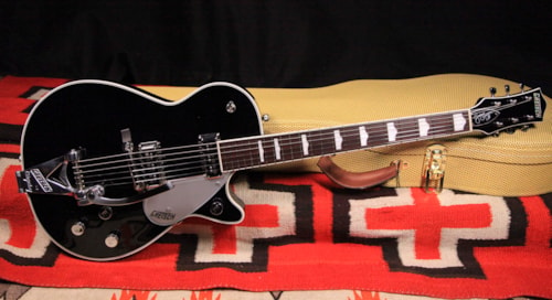 Gretsch G6128T-GH George Harrison Duo Jet Black, Excellent