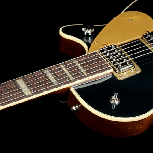 Gretsch G6228 Players Ed Jet BT with V Tailpiece Cadillac Green
