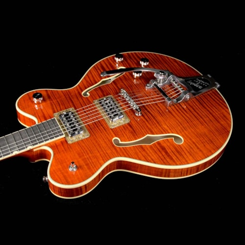 Gretsch G6609TFM-BBN Players Edition Broadkaster with Bigsby Bourbon Stain Excellent, $1,920.00