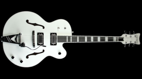 Gretsch G7593T Billy Duffy Falcon Electric Guitar White White, Brand New, $3,599.99