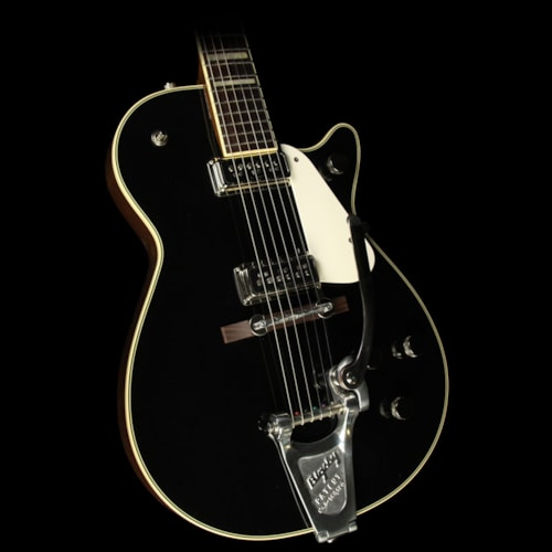 Gretsch Used Gretsch G6128T-53 Vintage Select '53 Duo Jet Electric Guitar with Bigsby Black Excellent, $2,349.00