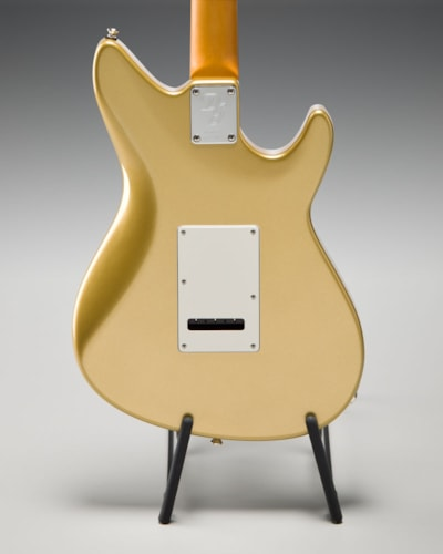 Grosh ElectraJet Custom Gold, Brand New, $2,600.00