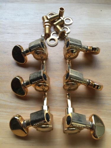 Grover 3 X 3 Gold, Excellent, Call For Price!
