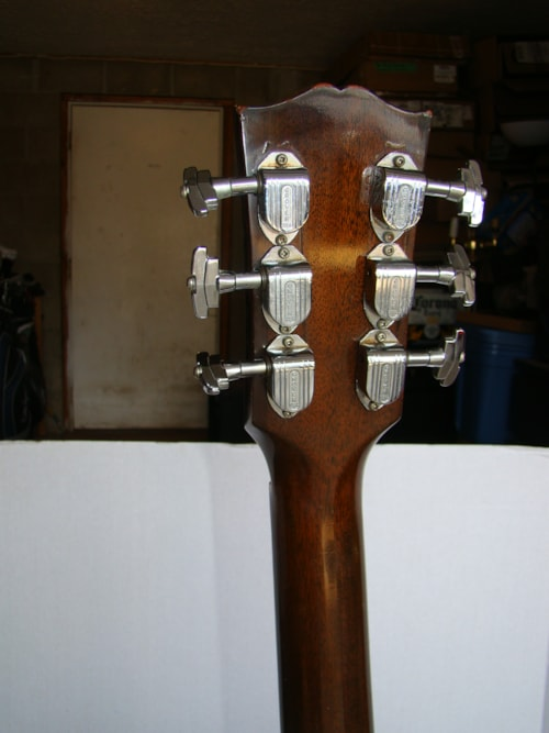 grover imperial tuners guitar parts guitars etc. Black Bedroom Furniture Sets. Home Design Ideas