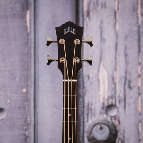 Guild B-240EF Fretless Acoustic/Electric, Natural