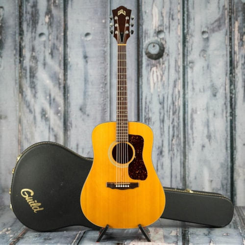 Used Guild D25-NT Acoustic/Electric, Natural