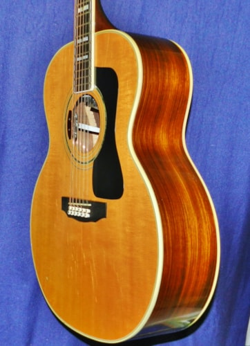 Guild JF-55-12 Good, Original Hard