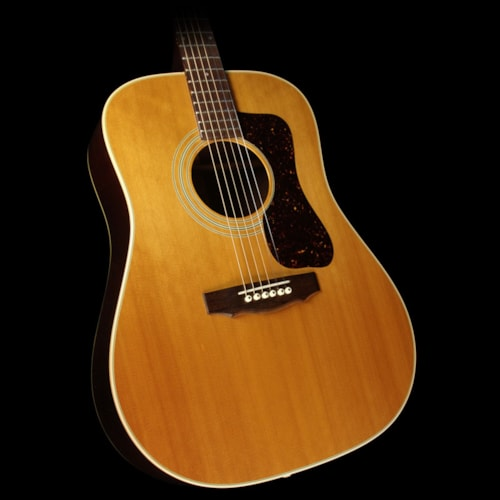 1979 Guild Used 1979 Guild D-40 Acoustic Guitar Natural