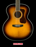 Guild Westerly Collection F-250E Deluxe  Jumbo