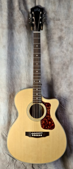 2019 Guild Westerly Collection OM-240CE
