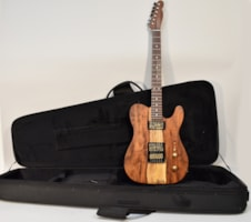 Hand Made Telecaster Style