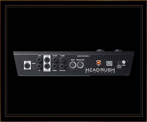 HeadRush Gigboard Ultra-Portable Guitar FX and Amp Modeling Processor >  Effects   The Guitar Sanctuary