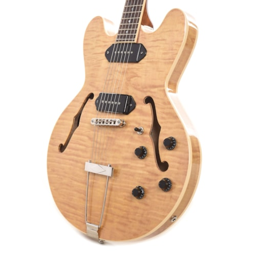 Heritage H-530 Hollow Body Antique Natural (Serial# AJ25004) USED