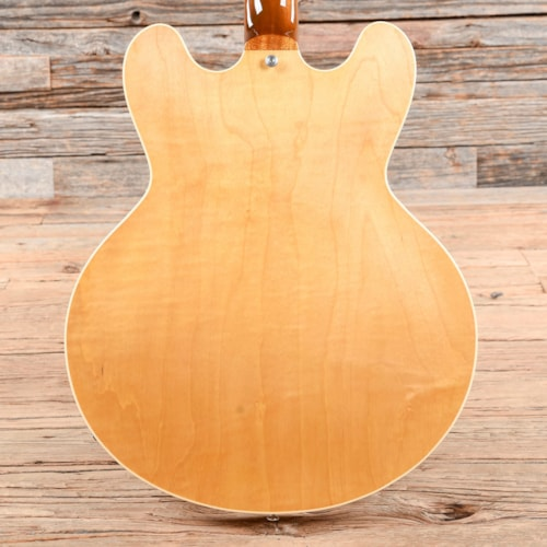 Heritage H-535 Standard Semi-Hollow Antique Natural USED