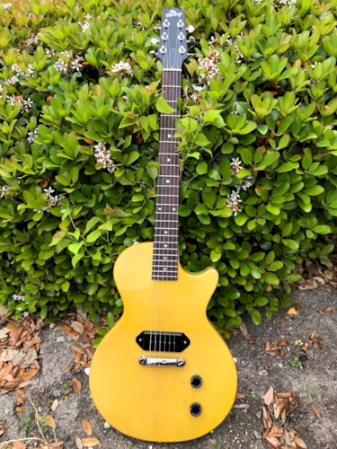 Heritage TV Jr H-137 Single Pickup TV Yellow, Brand New, Original Hard