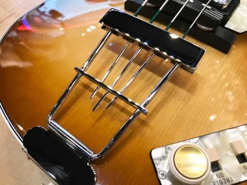 Hofner 500/1 '64 Reissue Violin Bass Sunburst