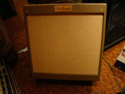 Holland West Side Andy Amp/fantastic harp amp Near Mint