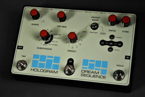 Hologram Electronics Dream Sequence Brand New