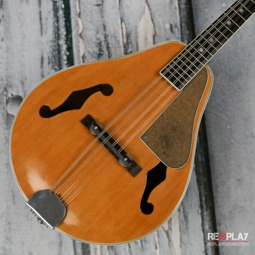 Hondo Hondo Mandolin (Natural) Very Good, $74.99
