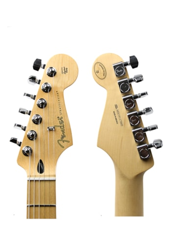 2019 Fender Player Series Stratocaster Limited Electron Green