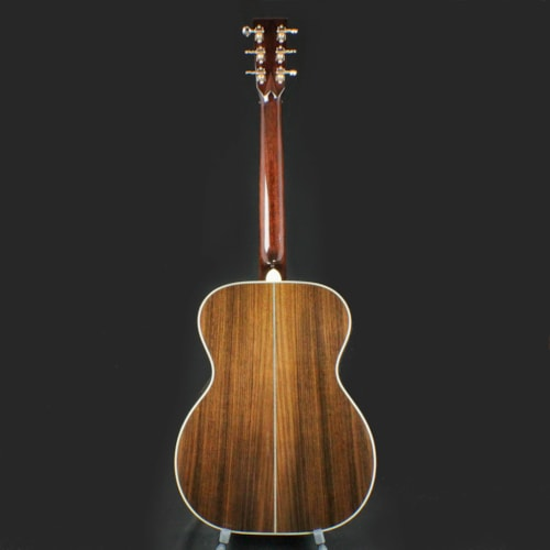 Huss and Dalton TOM-R Traditional Natural, Brand New, Original Hard