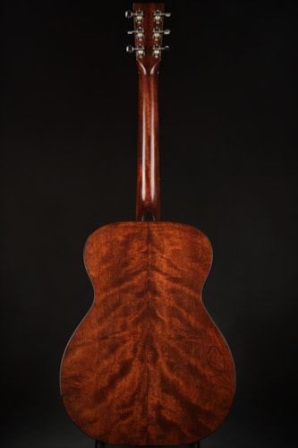 Huss & Dalton Traditional OM Custom Rope Mahogany/Red Spruce