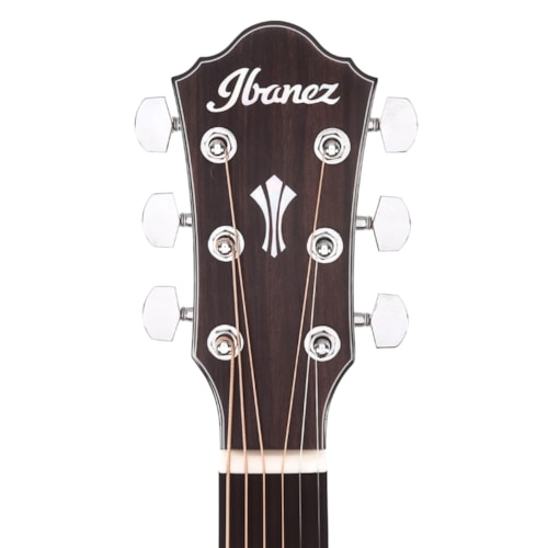 Ibanez AEG200 Acoustic Solid Sitka Spruce Top Natural Low Gloss