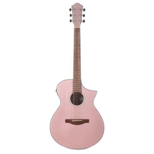 Ibanez AEWC10 Acoustic Rose Gold High Gloss