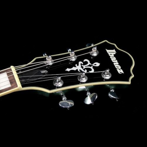 Ibanez Artcore AF75 Semi-Hollowbody Electric Guitar Olive Metallic