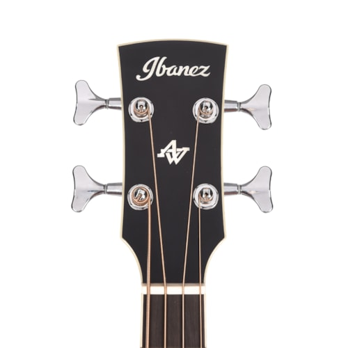 Ibanez AVNB2E Parlor Acoustic Bass Natural Gloss B-Stock