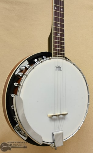 Ibanez B-50 5-String Banjo in Natural