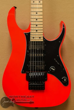 Ibanez Genesis RG550 - Road Flare Red
