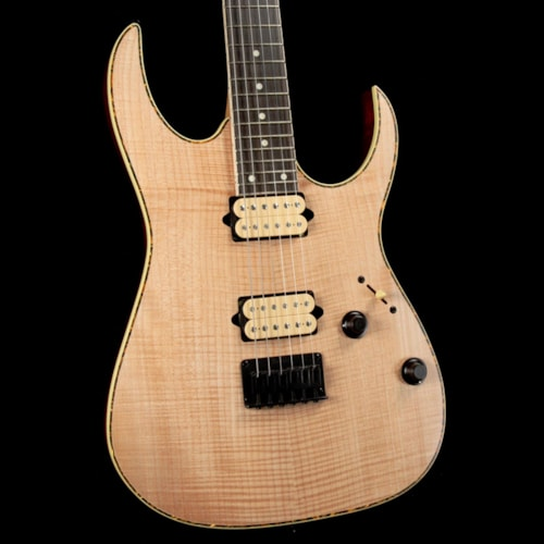 Ibanez RGEW521FMNTF RG Exotic Natural Flat Brand New $699.99